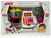 Детская касса Play Smart 2294 со сканером