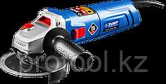 Углошлифовальная машина (болгарка), ЗУБР УШМ-П125-850, пылезащита, 125 мм, 11000 об/мин, 850 Вт