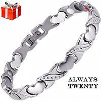 Магнитный браслет Always twenty