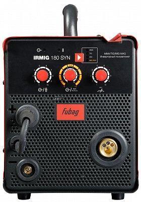 Сварочный полуавтомат, FUBAG IRMIG 180 SYN с горелкой FB 250, фото 2