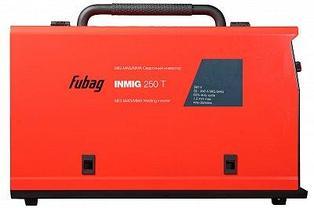 Сварочный полуавтомат, FUBAG INMIG 250 T с горелкой FB 250 3 м, фото 2