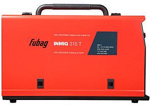 Сварочный полуавтомат, FUBAG INMIG 315 T с горелкой FB 360 3 м, 380 В, MIG/MAG, MMA, фото 3