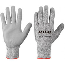Перчатки PRO HPPE TOTAL арт.TSP1701-XL