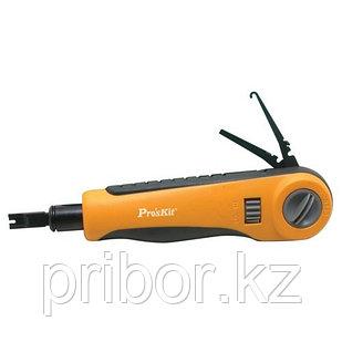 Pro'sKit PD-3141C Инструмент для заделки кабеля