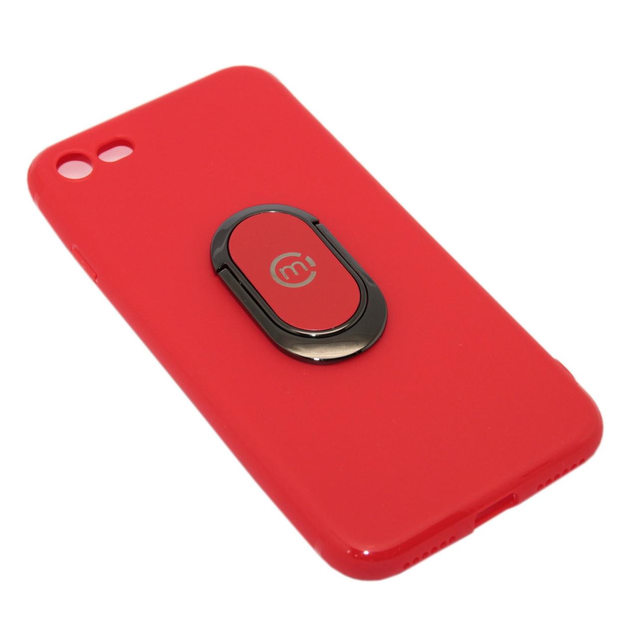 Чехол с кольцом Comie iPhone 7