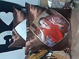 Принт на подушку. Разноцветные подушки, фото 6