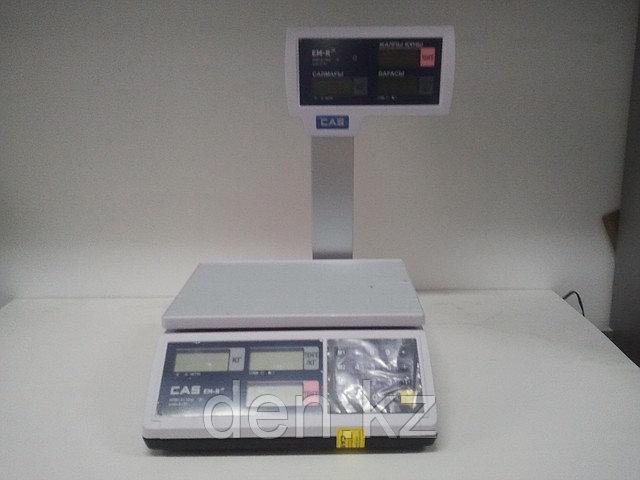 Весы CAS EMR со стойкой (пр-во Южная Корея)