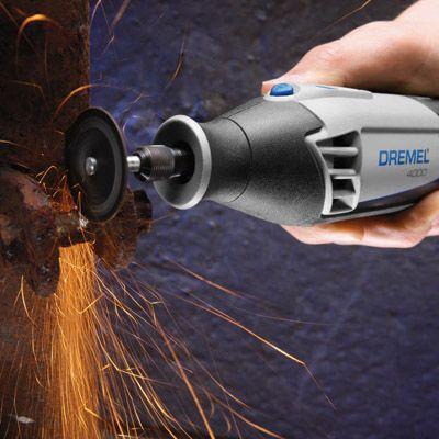 Гравер (бормашина), Dremel 4000-6/128,, фото 2