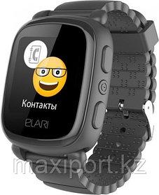 Gps часы Elari черные