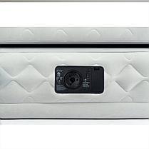Кровать надувная Intex 64464 (Габариты: 203 х 152 х 51 см) со встроенным насосом, фото 2