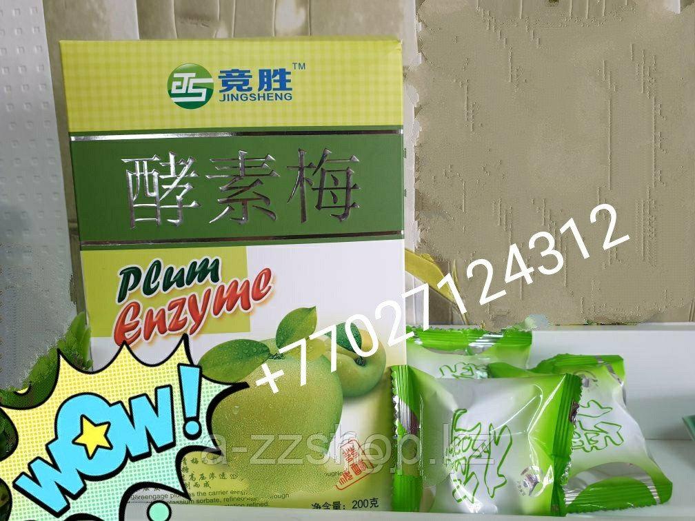 Слива Plum Enzyme для очистки токсинов ( слабительное ) ( 18 шт )