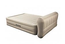 Кровать Bestwey 69019 со спинкой (Габариты: 203 х 152 х 79-43 см) со встроенным насосом, фото 2