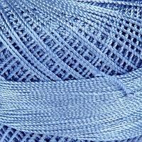 Пряжа 'Tulip' 100 микрофибра 250м/50гр (464 т.голубой) (комплект из 6 шт.)