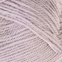 Пряжа 'Бамбино' 35 шерсть меринос, 65 акрил 150м/50гр (008, серебристый)