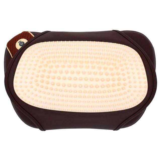 Массажная подушка для шеи с акупунктурной накидкой uTenon GESS-131