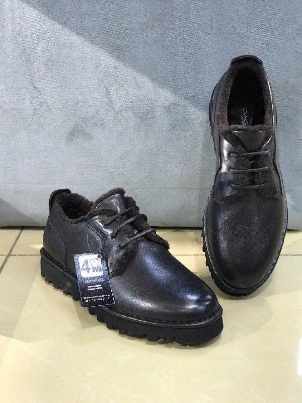Зимняя обувь - фото 1