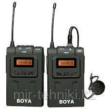 Петличный радио микрофон Boya - BY WM6