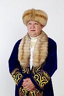 Хансий Шапан ручная вышивка