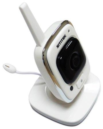 """Видеокамера видеоняни """"SITITEK BM01"""" имеет дружественный дизайн и легко впишется в интерьер детской комнаты"""
