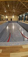 Скиммерный бассейн (коммерческий). Размер = 25 х 12, глубина = 1,6-2,0 м. Адрес: Алматинская область, пос. Бескайнар, гостиничный комплекс... 4