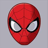 Маска карнавальная, Человек-паук
