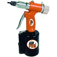 Пневмо-гидравлический заклепочник AIRPRO SA8907A для резьбовой заклепки-гайки