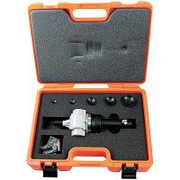 Пневматический инструмент для притирки клапанов AIRPRO SA50100 в наборе