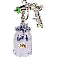 Краскораспылитель пневматический AIRPRO AM6008 HVLP PLUS (без установленных сопел)