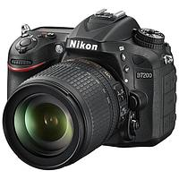 Фотоаппарат зеркальный Nikon D7200 Kit 18-105VR