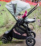 Коляска прогулочная Joie Versatrax Laurel, фото 3