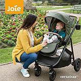 Коляска прогулочная Joie Versatrax Gray Flannel, фото 3