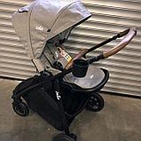 Коляска прогулочная Joie Versatrax Gray Flannel, фото 4