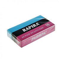Сменные лезвия классические Rapira, 100 шт