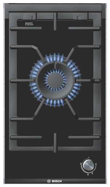 Варочная поверхность газ на стекле Bosch PRA 326B90E.