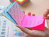 Клейкие листики STICK`N Magic 76 х 76 мм, 4 цвета, 100 листов, фото 2