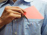 Клейкие листики STICK`N Magic 76 х 76 мм, 4 цвета, 100 листов, фото 3