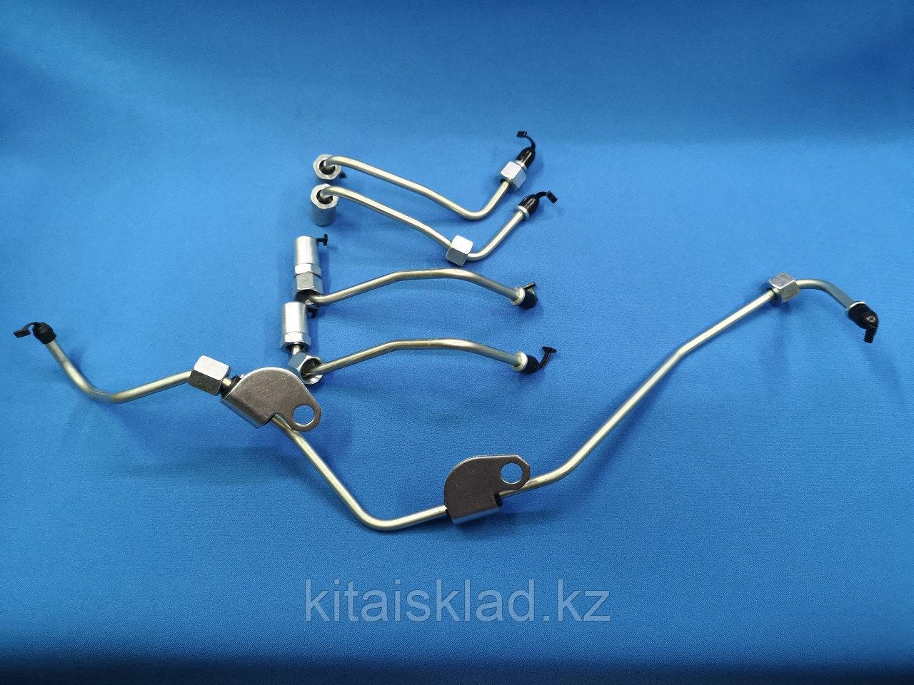 Трубки ТНВД ISF3.8 (5316116, 4941699-2шт, 4941701-2шт) Комплект на двигатель