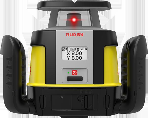 Ротационный нивелир Leica Rugby CLH.