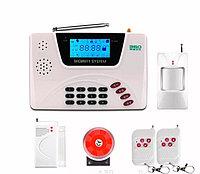 Домашняя gsm сигнализация с системой дозвона  на телефон