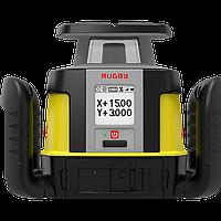 Лазерный нивелир Leica  Rugby CLI & CLX900, автомат.уклон по двум осям,скорость вращения 20 RPS,невидимый луч, фото 1