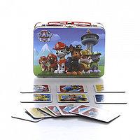 Игра Spinmaster мемори Щенячий Патруль, 72 карточки