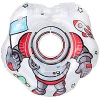 Круг на шею Roxy Kids Flipper для купания малышей  Космонавт