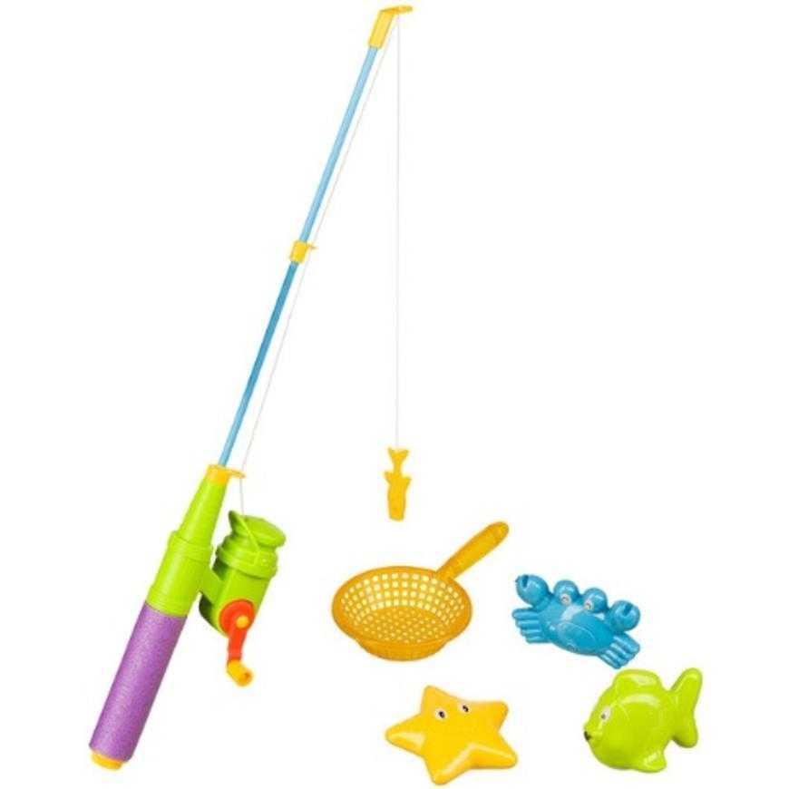 Набор игрушек для ванной Happy Baby Little Fishman