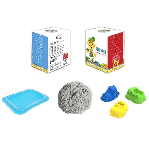 Универсальный набор для мальчика ЛЕПА  кинетический песок