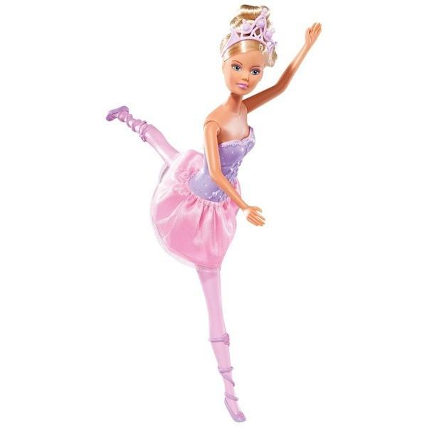 Кукла Simba Штеффи балерина