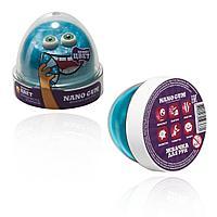 Жвачка для рук Nano Gum Серебристо-голубой  50гр