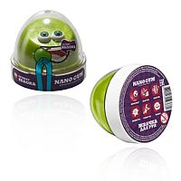 "Жвачка для рук Nano Gum С ароматом яблока ""Зени""  50 гр"