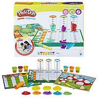 Игровой набор Hasbro Play Doh ПЛЭЙ-ДО ИГРОВОЙ  НАБОР СДЕЛАЙ И ИЗМЕРЬ