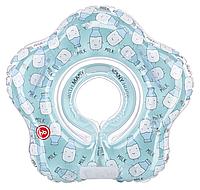 Круг для плавания Happy baby Swimmer Milk