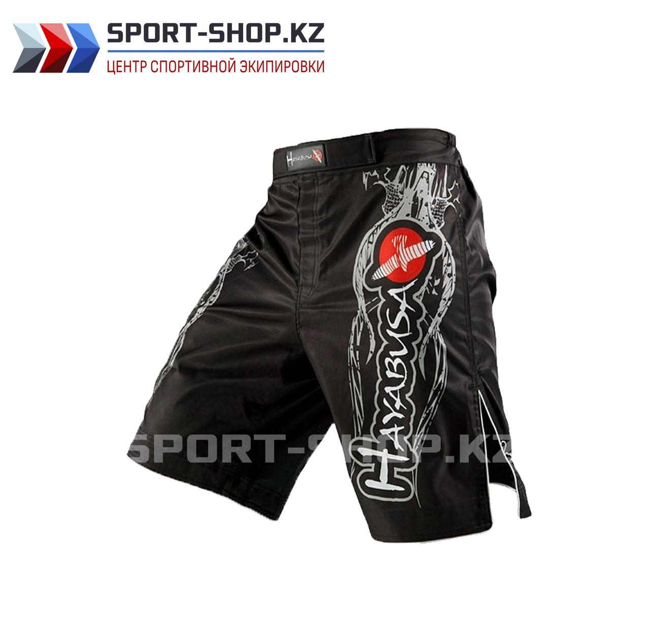 Шорты Hayabusa Competition Black Shiai MMA